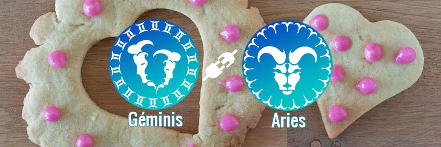 Compatibilidad de Géminis y Aries