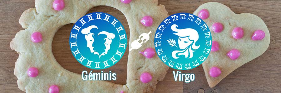 Compatibilidad de Géminis y Virgo