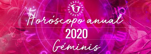 Horóscopo de Géminis 2020