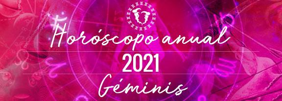 Horóscopo de Géminis 2021