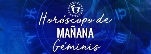 Horóscopo de Géminis Mañana